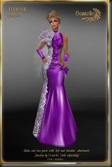 DANIELLE Finesse Purple'