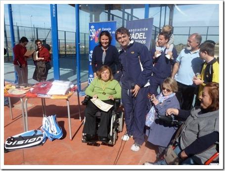La escuela de Pádel para Todos en Guadalajara celebró su primer aniversario.