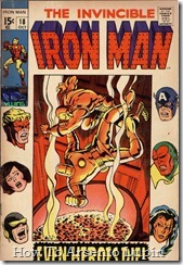 P00073 - El Invencible Iron Man #18