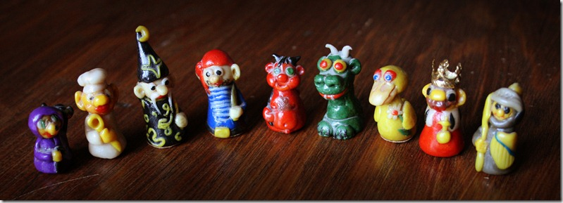 Suralin Spielfiguren
