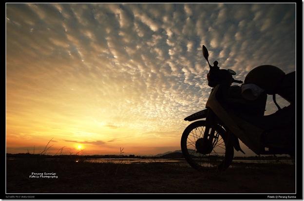 Penang sunrise2