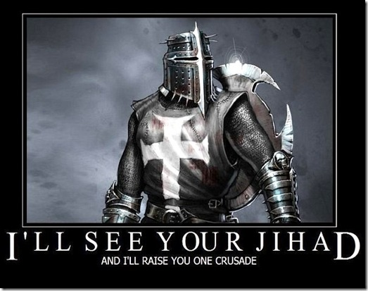 Templar- Overcome Jihad with Crusade