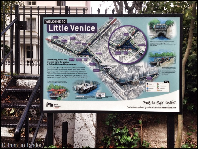 Little Venice sign