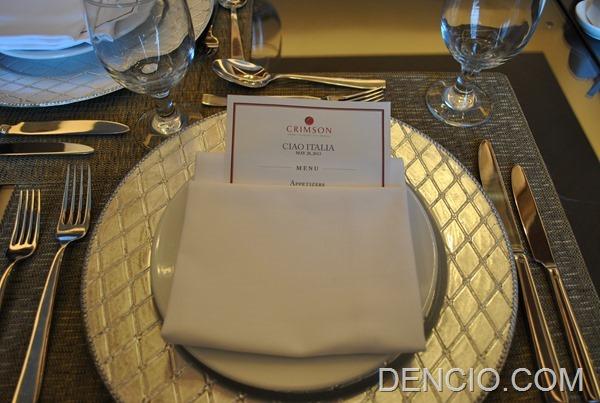 Crimson Hotel Ciao Italia 01