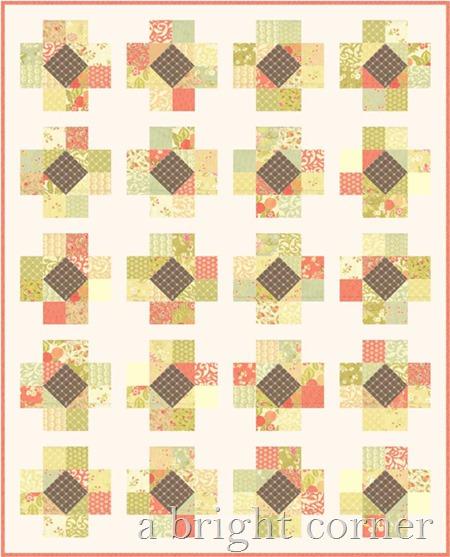 Scrappy Susannah quilt