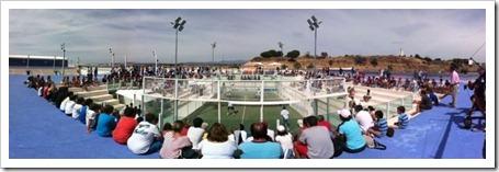 Resultados del Campeonato de España de Pádel Menores 2011 celebrado en Madrid