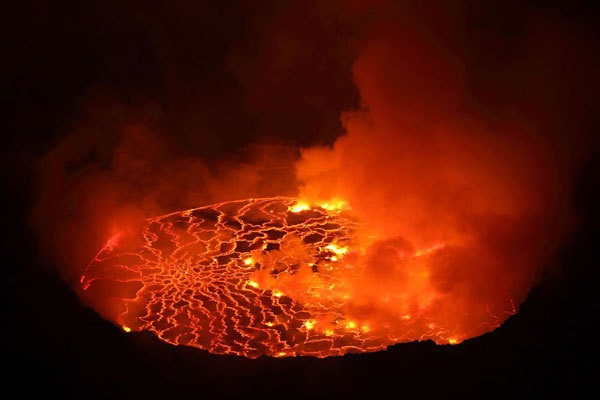 The Nyiragongo Volcano
