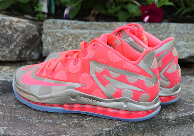 nike lebron 11 low ss polka dot 1 07 This is How Creative Nike Can Get... LeBron 11 Low Dot Sample