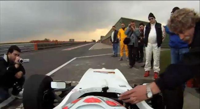 Ο Σταύρος Τραυλός και η Eco-Formula στον ΣΚΑΪ