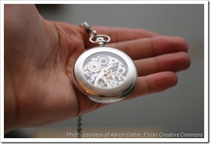 clock Aaron Geller