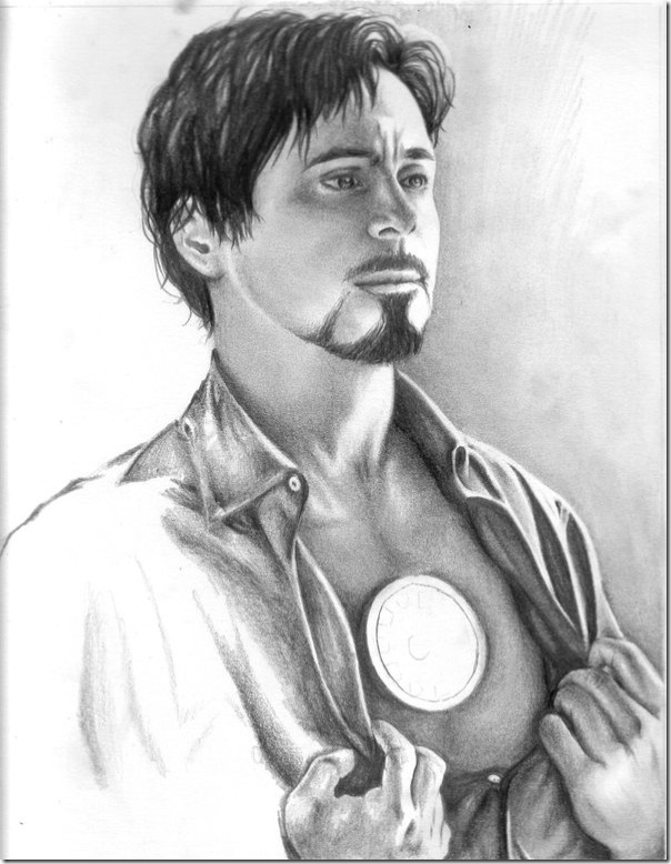 Iron man ,Anthony Edward ,Tony Stark (146)