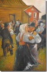 Kung Hansen Norsk dans