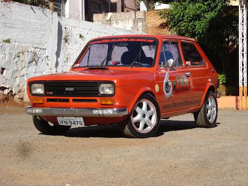 Fiat 147 Tomate