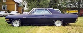 Opel Diplomat coupé 1965