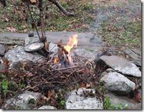 yule fire 2