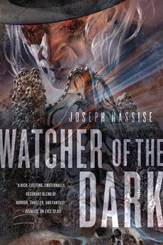 Watcher of the Dark - Joesph Nassise