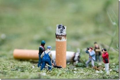 puntung rokok