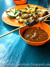 Satay Kacang