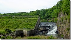 Lackawanna Lake Dam Tailrace