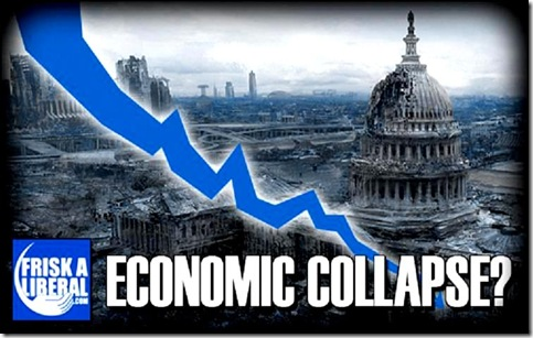 US Econ Collapse - Frisk a Lib