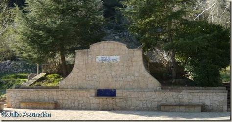 Font de la Drova - Barx