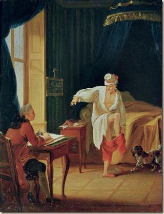 el despertar de Voltaire Ateismo jean huber