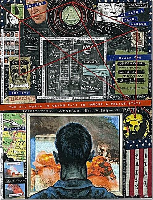 Jewish Conspiracy Theories