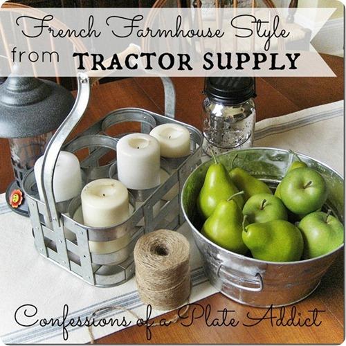 tractor supply decor