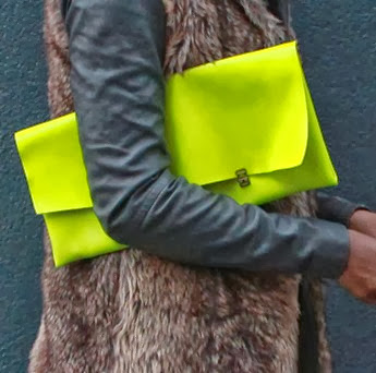 Fur-Vest-and-Homemade-Clutch2