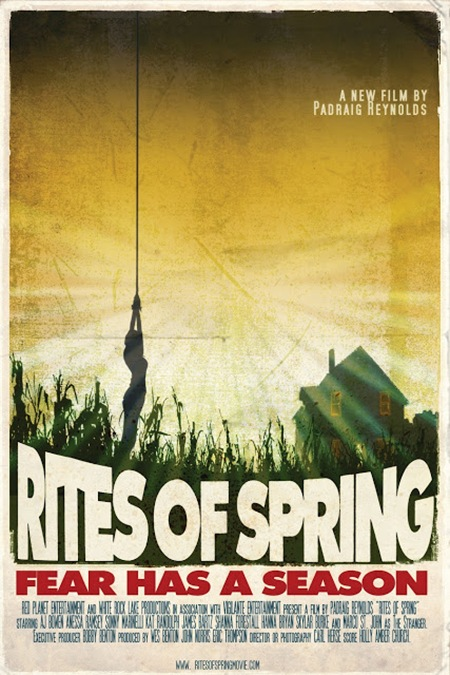 Rites of Spring 2011 Horror Movie Review