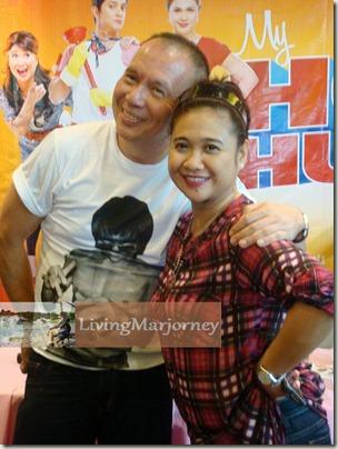 Eugene Domingo & Direk Joey Reyes
