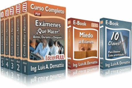 CÓMO PREPARAR UN EXÁMEN, Ing. Luis Demattia [ Curso ] – Cómo prepararse y aprobar un exámen de cualquier naturaleza