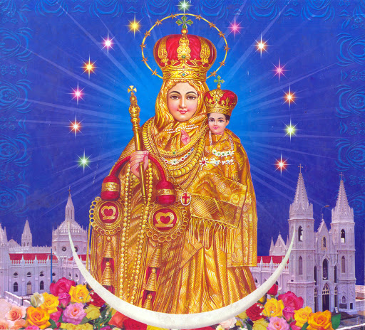 Vailankanni India  city photos gallery : NOVENA OF OUR LADY OF GOOD HEALTH, POPULARLY CALLED