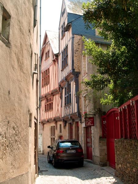 2011 07 31 Voyage France Rues de Nantes