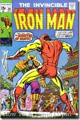 P00153 - El Invencible Iron Man #30