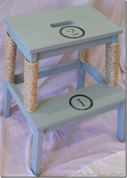 step stool 055
