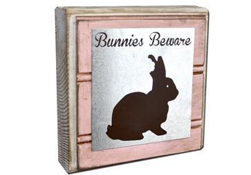 Bunny Beware Block