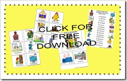 Free Download - Expanding Horizons Spanish Vocabulary