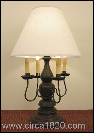 circa lamp