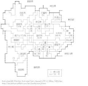 [AA]Yamanashi-ken (Prefecture)