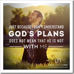 Nick Vujicic Gods plans