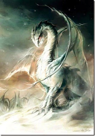 Great White Dragon