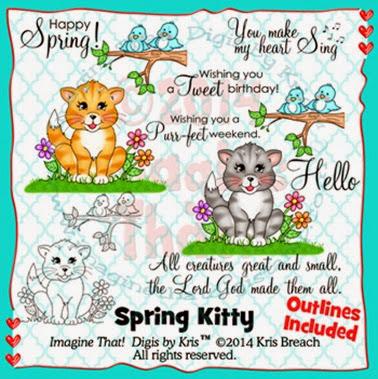 PROMO Spring KittyM5D