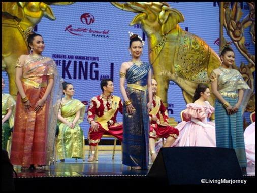 "Resorts World Manila ""The King and I"""