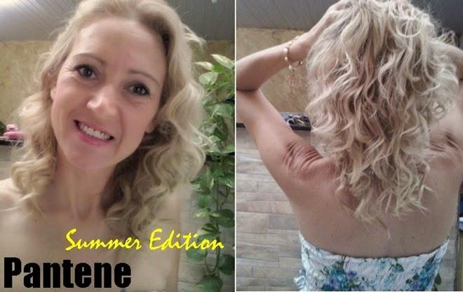 Meu Cabelo com Pantene Summer Edition