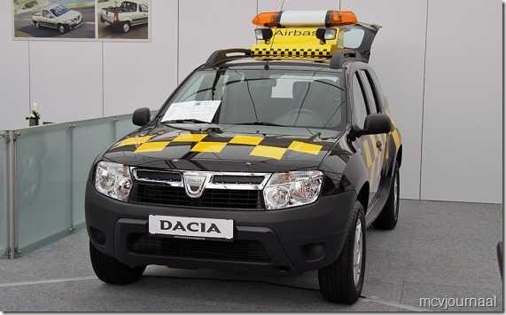 Dacia Duster Airbase
