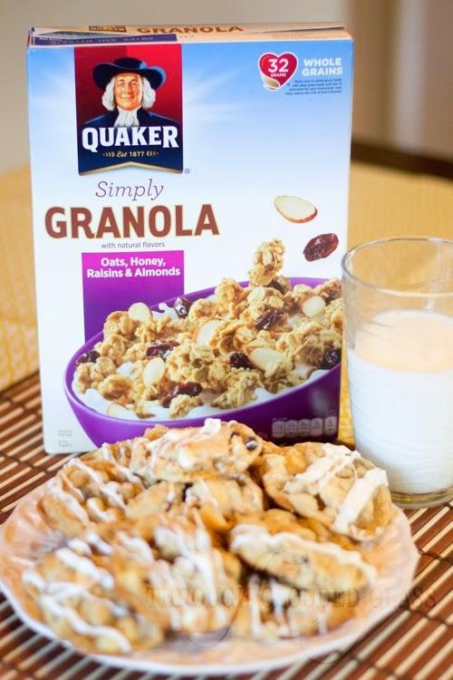Chewyalmondgranolacookies2