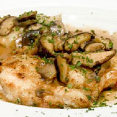 Braised Chicken Thighs with Mushrooms