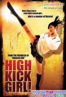Đá Thật Cao! - High-Kick Girl!