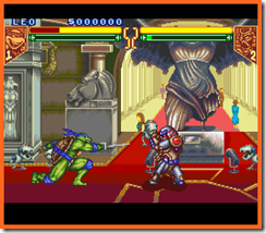 Teenage Mutant Ninja Turtles - Tournament Fighters (U) 0001